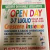 Gerenzano, open day per i piccoli calciatori