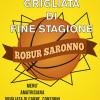 Festa di fine anno alla Robur Basket, tutti invitati!