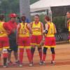 Softball, a Saronno l'Olanda maltratta la Spagna
