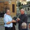 Con Don Camillo e Peppone si scioglie la tensione tra sindaco e prevosto