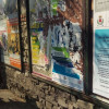 Saronno tappezzata di finti manifesti comunali sui daspo urbani