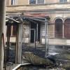 Villa Gianetti, esterni danneggiati dal fuoco, interni dal fumo: oggi la conta dei danni