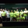 """Softball """"in the dark"""": bacchette fluo per ultimare il long game"""
