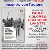 Cento anni di storia italiana… attraverso la maglia rosa: presentazione letteraria alla Tela di Rescaldina