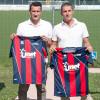 Calcio serie D, oggi si raduna la Caronnese. Poi in amichevole con Pro Patria e Milan