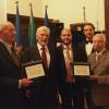 Mantegazza e Sferrazza: Premio professionalità del Rotary club Saronno