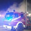 Furiosi incendio: brucia fienile alle porte di Cassina Ferrara