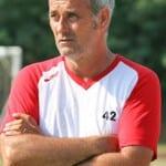 Corrado Cotta, allenatore della Caronnese