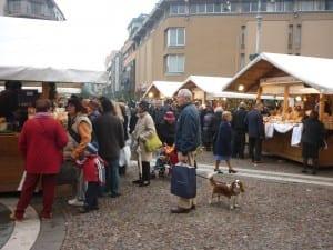 mercatini trento saronno