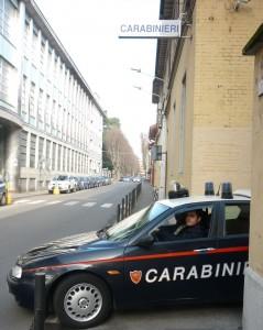 carabinieri comando pattuglia