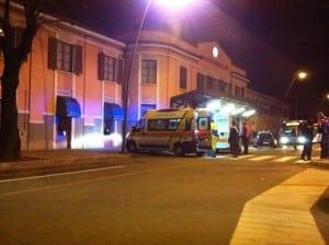 stazione ambulanza notte