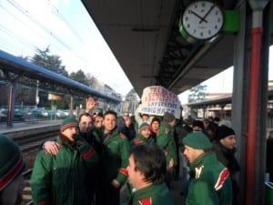 protesta macchinista stazione saronno (7)