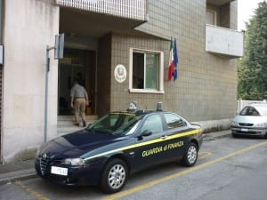 Gdf Guardia di Finanza estate