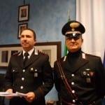 Capitano Giuseppe Regina maresciallo Nicola Muscettola carabinieri saronno