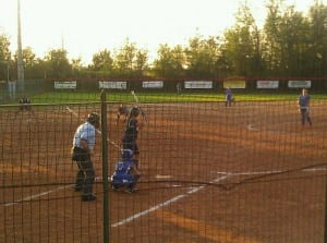 collecchio-saronno softball