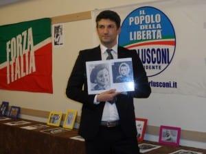 mostra silvio berlusconi Luciano Silighini (1)