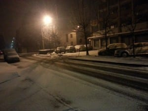 neve 19 gennaio 2013 a saronno