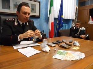 sequestro droga Cislago carabinieri (2)