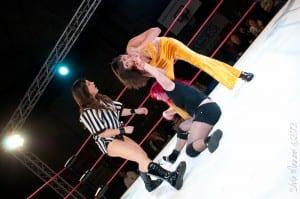 wrestling femminile icw