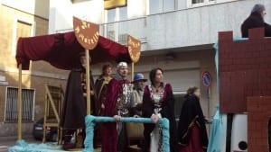 carro castello carnevale saronno
