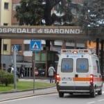 ospedale ambulanza giorno ingresso