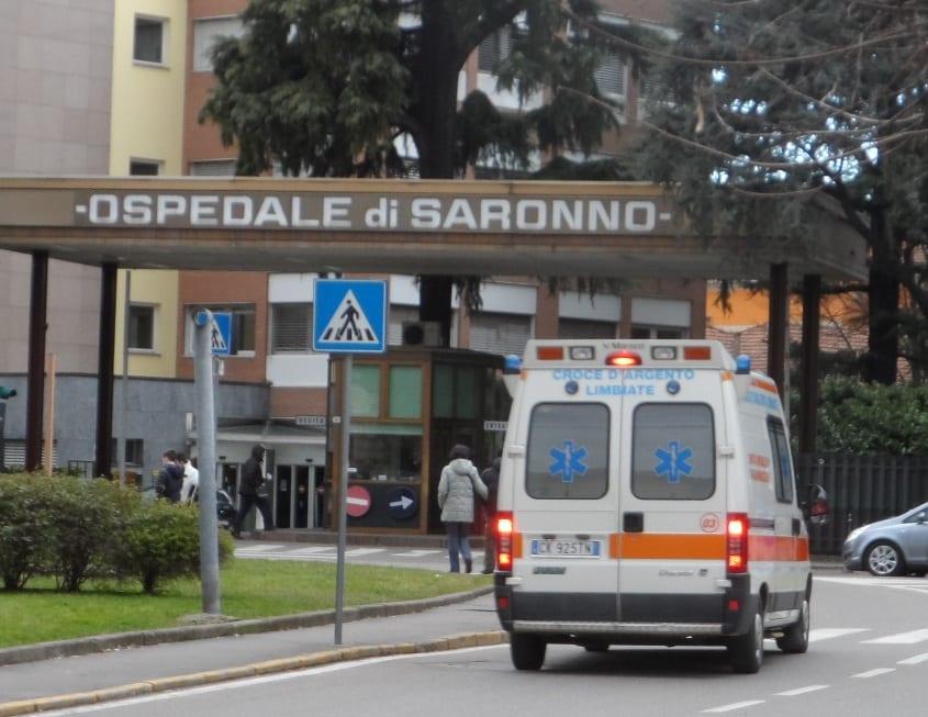 L ospedale di saronno rischia di finire in serie b la for B b misinto