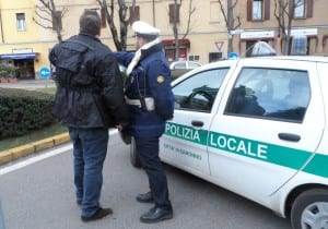 polizia locale agente vvu indicazioni