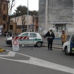 polizia locale blocco traffico domenica a piedi senz'auto (4)