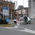 polizia locale blocco traffico domenica a piedi senz'auto (5)