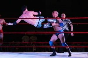 wrestling a saronno: epici eroi contro ciclone latino