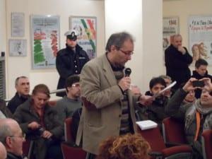 Roberto Guaglianone consiglio comunale aperto
