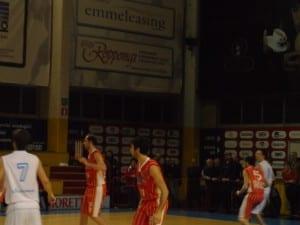 Basket Oleggio a Saronno