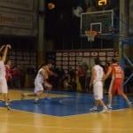 Basket Freestation Saronno contro Oleggio