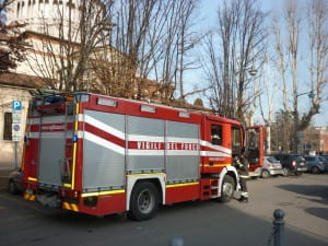 vigili del fuoco saronno vvf