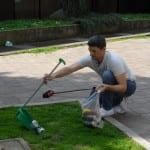 16042013 Silighini pulisce piazza De Gasperi (6)
