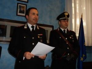 carabinieri Regina-Granatiero