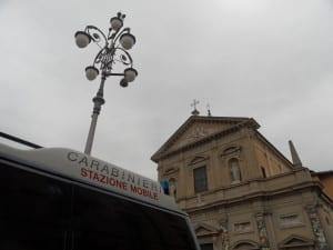 carabinieri piazza Libertà prepositurale videosorveglianza  (10)