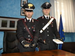 droga gerenzano carabinieri