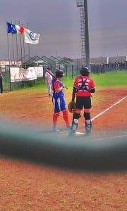 softball saronno contro caronno l'1 maggio 13