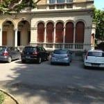 parcheggio villa gianetti
