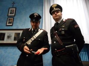 carabinieri caronno pertusella granatiero
