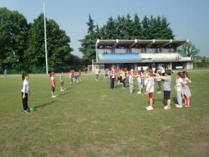 campo sportivo gerenzano