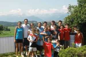 Tennis in Trentino