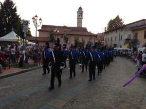 gerenzano marching band