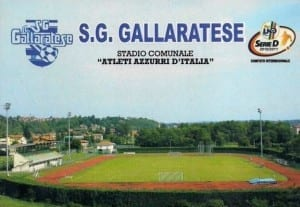 stadio gallarate