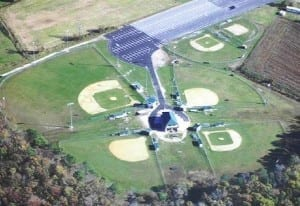 sussex county softball field