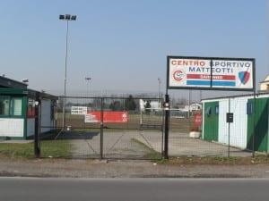 centro sportivo matteotti