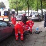 incidente marciapiedi via varese (1)