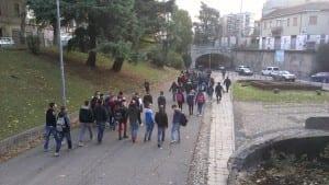 11102013 corteo studenti saronno (8)