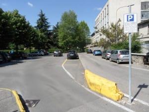 parcheggio a pagamento saronno piazza saragat